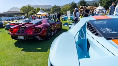 2019 Pebble Beach and Monterey Car Week Live Updates