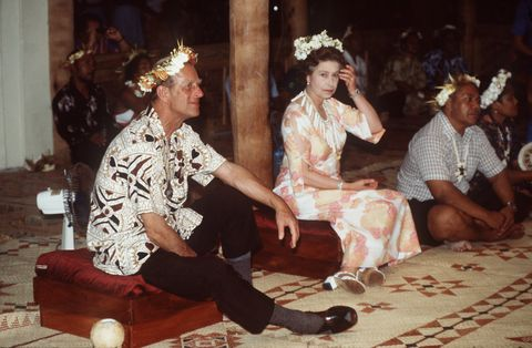 Queen Philip Tuvalu