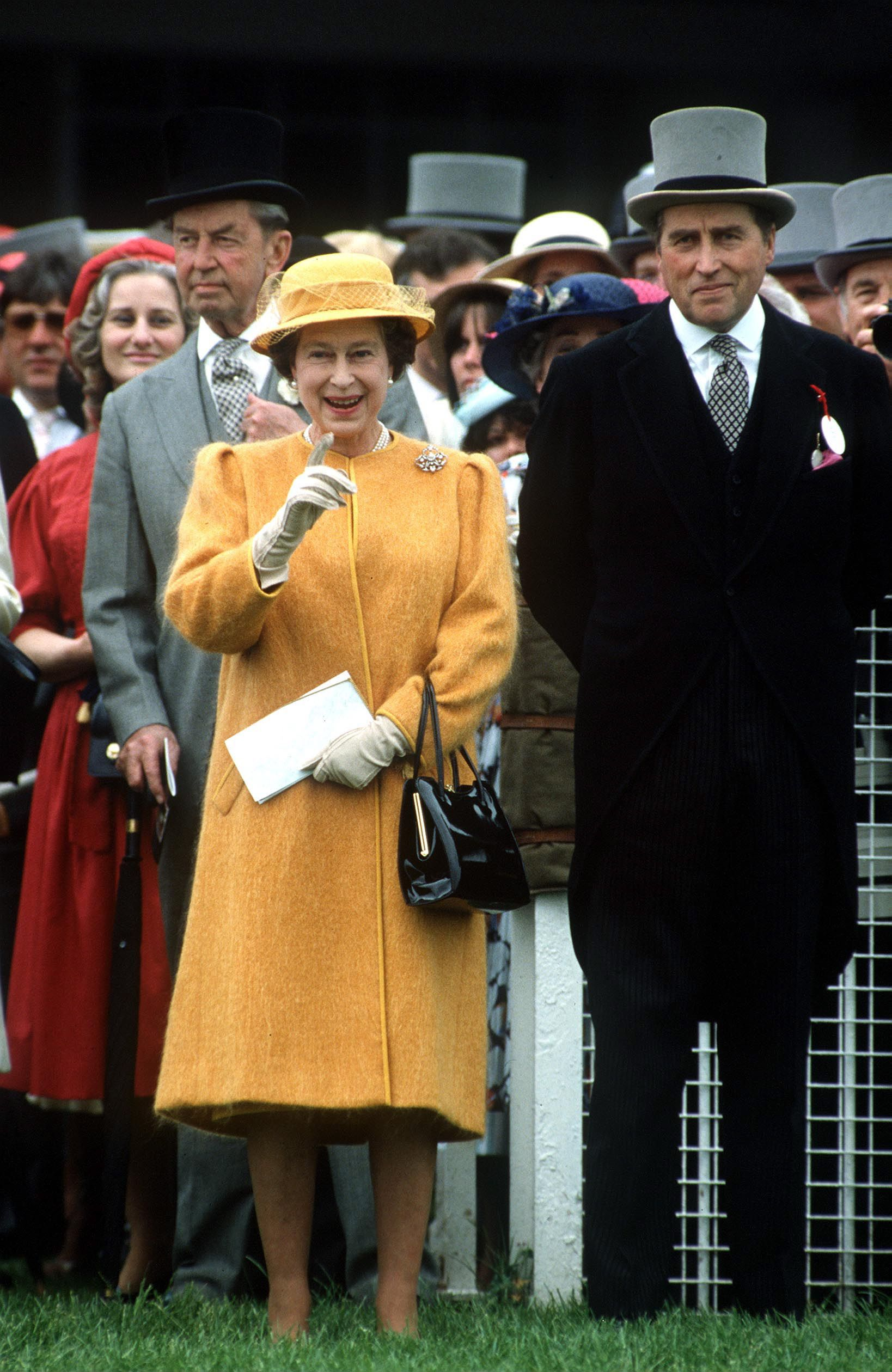 """Who Is """"Porchie,"""" Queen Elizabeth's Racing Manager in The Crown?"""