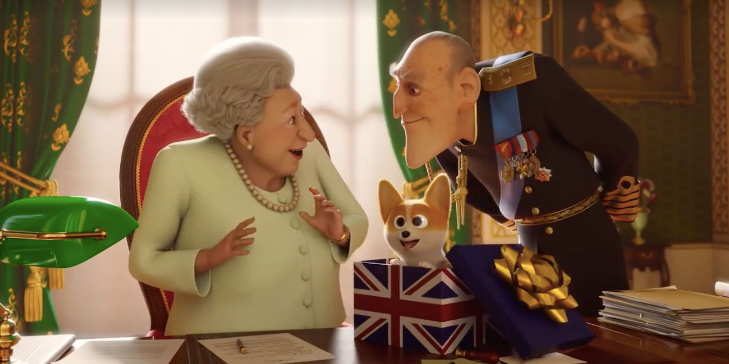 Prince George and Princess Charlotte will love this new film about the Queen's corgis