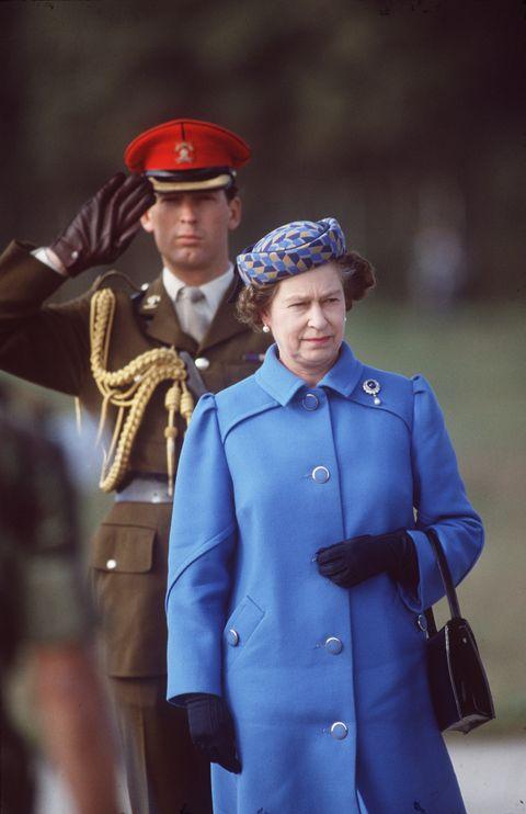 queen and hugh lindsay