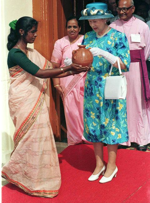 Queen India