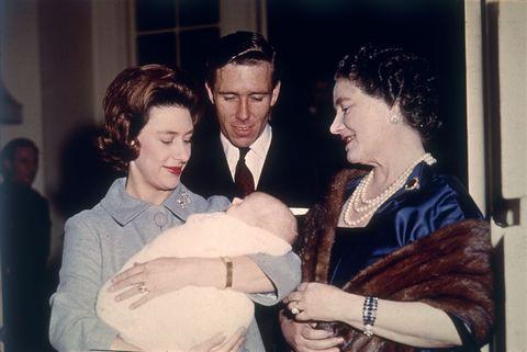 Where Are Princess Margaret S Children Now Meet David And Sarah