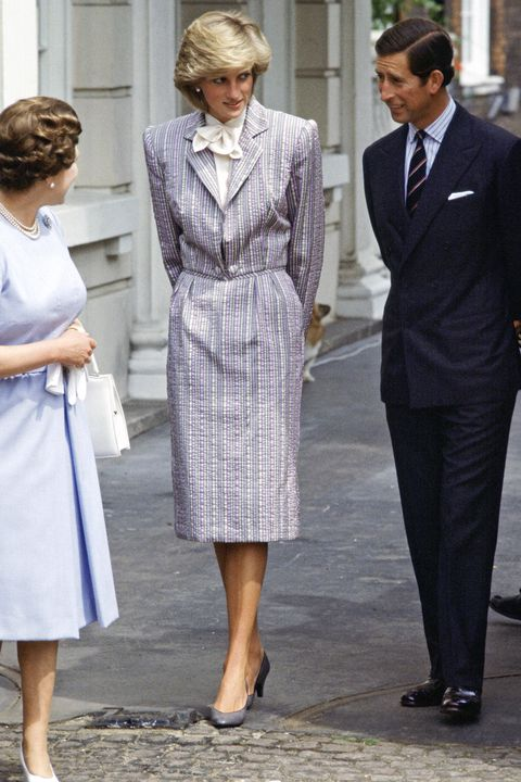 queen diana and charles