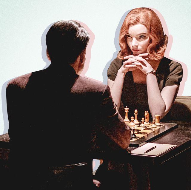 the queen's gambit ending explained