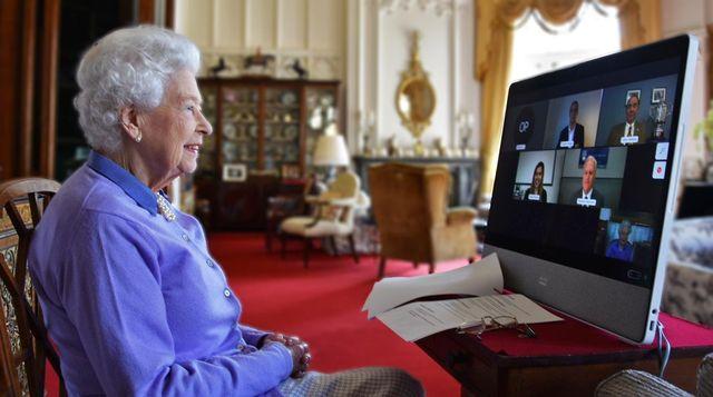 queen elizabeth call
