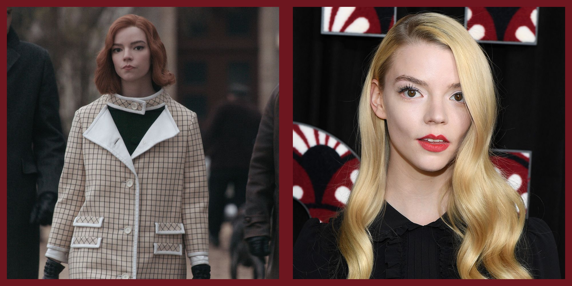 The Queen S Gambit Cast In Real Life What The Actors Look Like Vs Their Characters