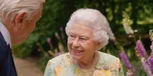 The Queen, David Attenborough