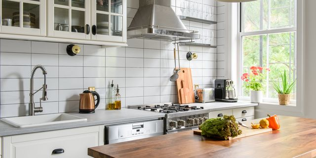 the quickest way to clean kitchen tiles clean