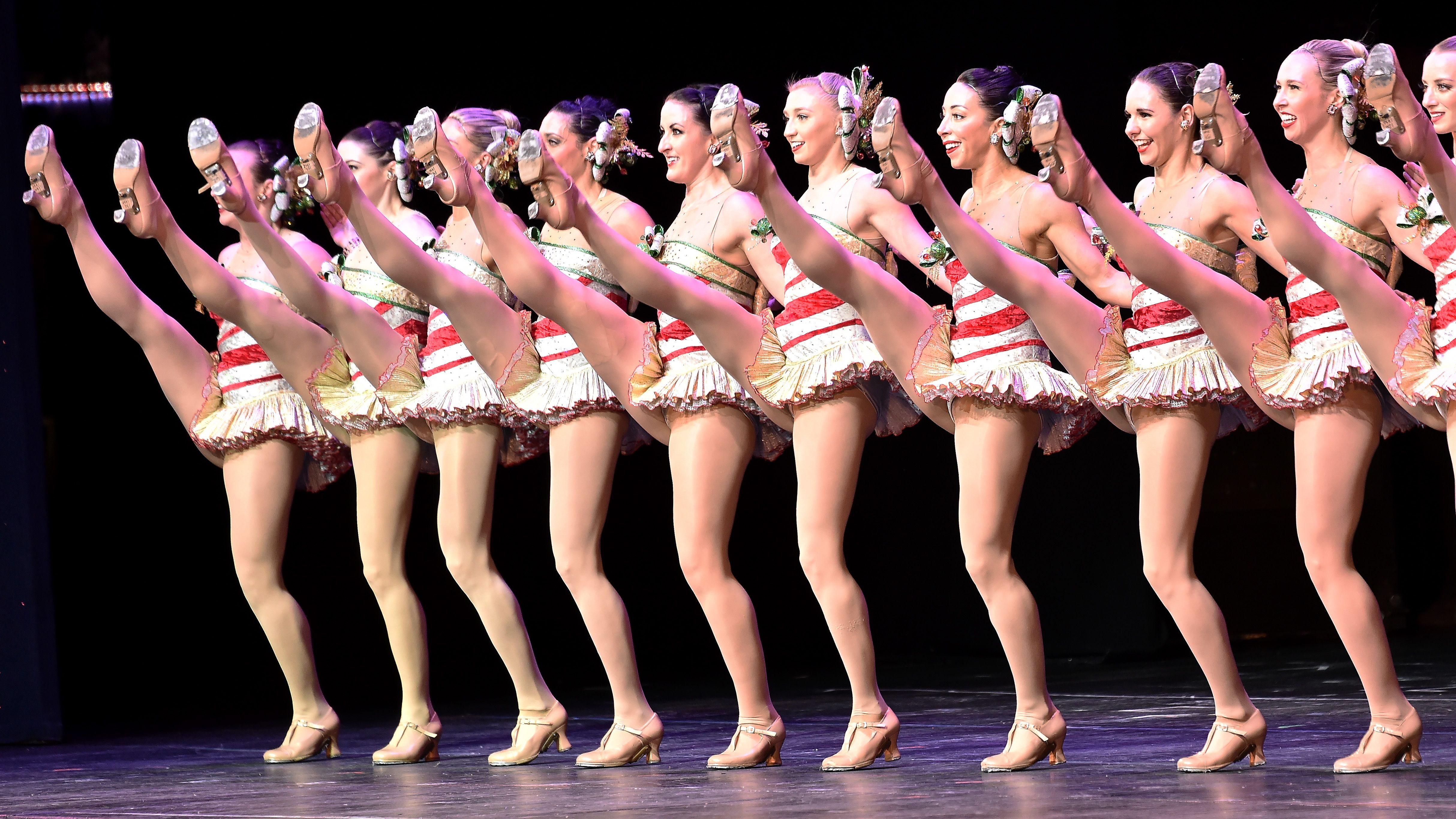 How Running Helps the Rockettes Execute Their Famous High Kicks