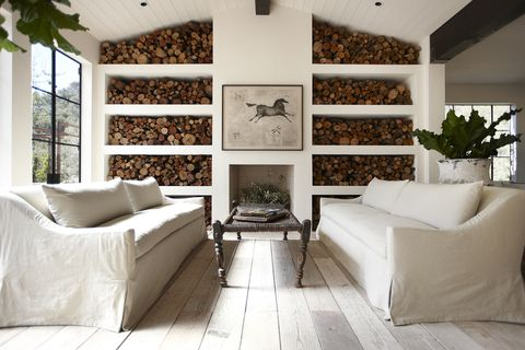 Living room, Room, Interior design, Furniture, White, Property, Floor, Wall, Ceiling, House,