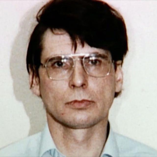 police handout of dennis nilsen after his 1983 arrest