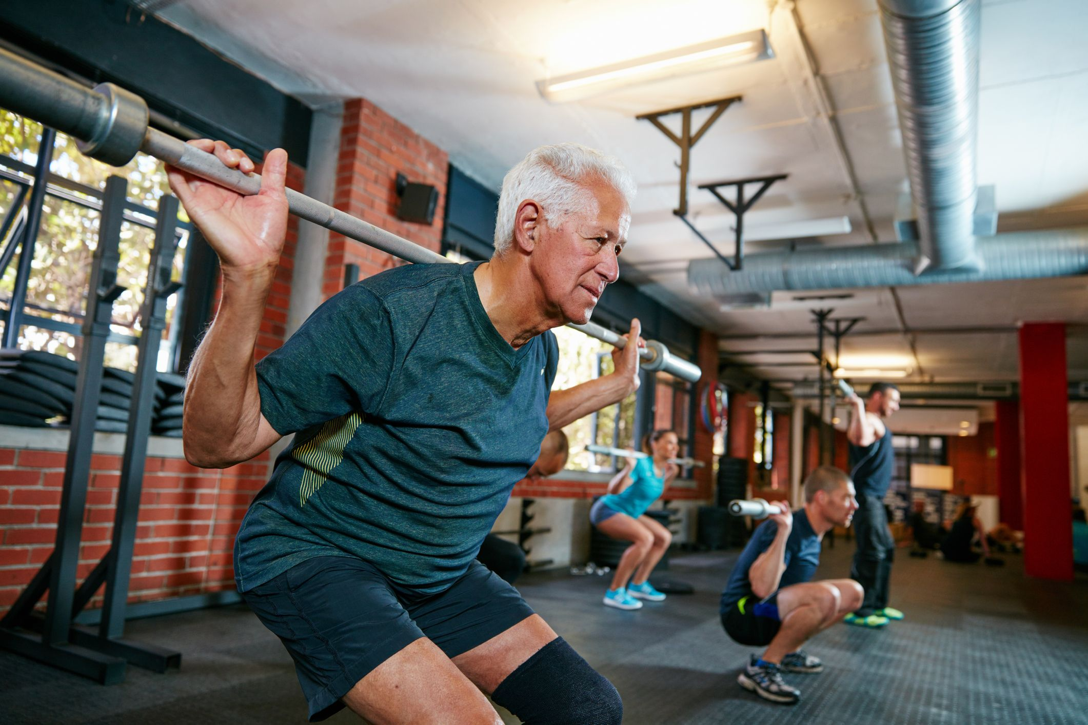 13 Ways to Age-Proof Your Body in the Gym