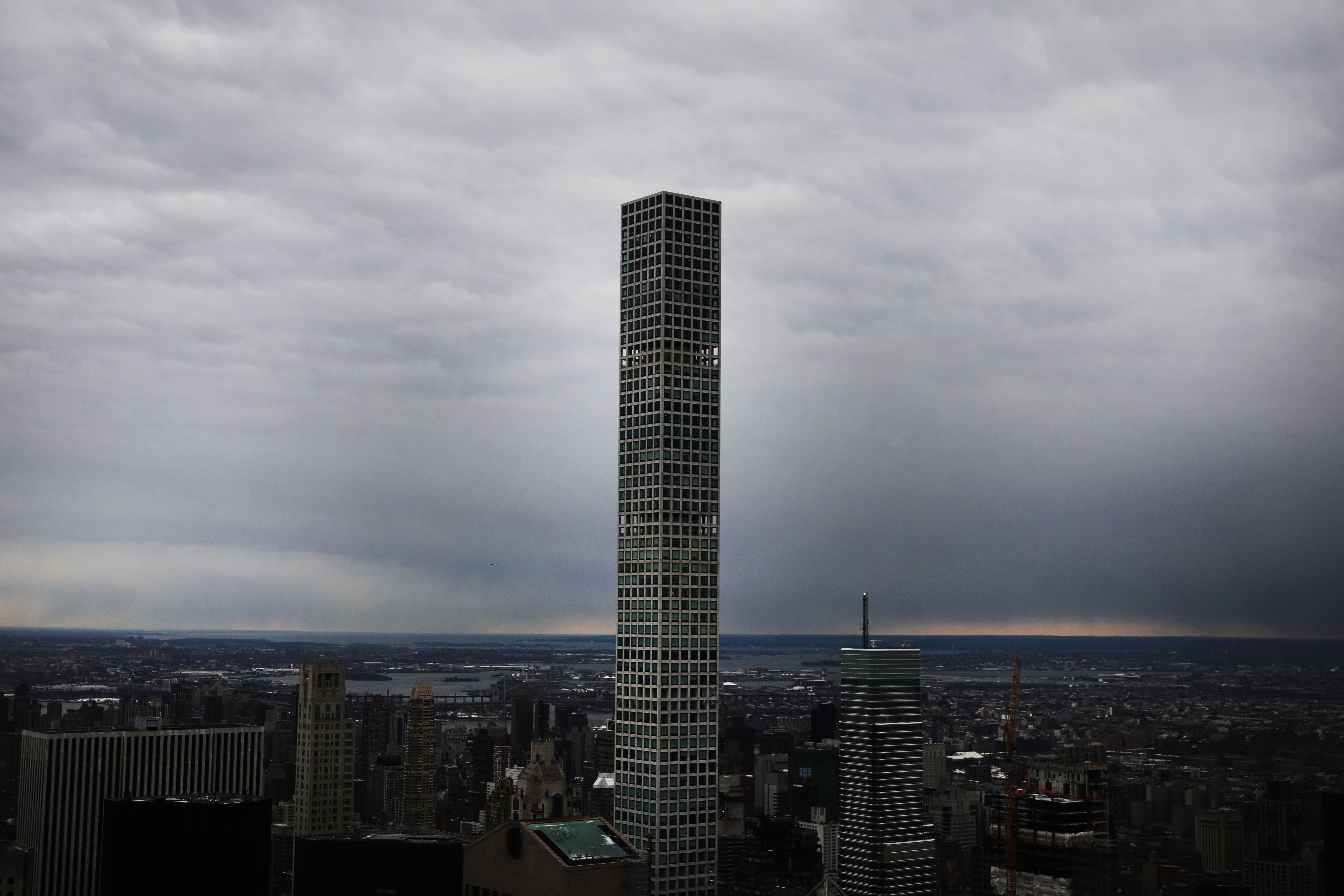 Tall Thin Skyscrapers Change Architectural Skyline Of New York