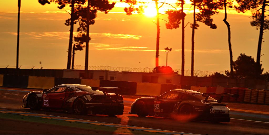 GT Racing Alive and Well as Porsche and Ferrari Are Sticking to GTE at Le Mans