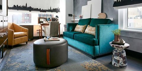 Room, Interior design, Floor, Green, Living room, Home, Wall, Furniture, Flooring, Couch,