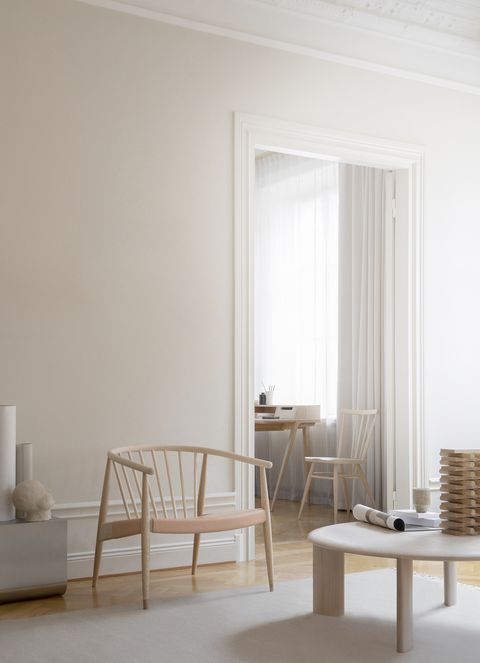 reprise chair by ercol and norm architects