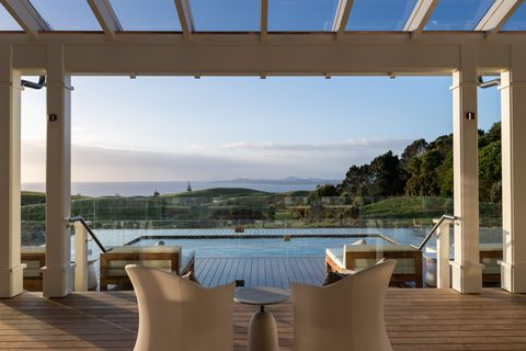 the residences at kauri cliffs new zealand