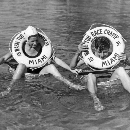 winners of miami washtub races