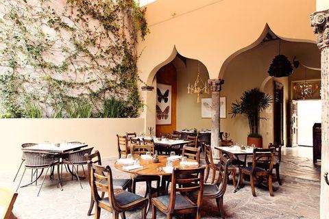 the restaurant san miguel de allende