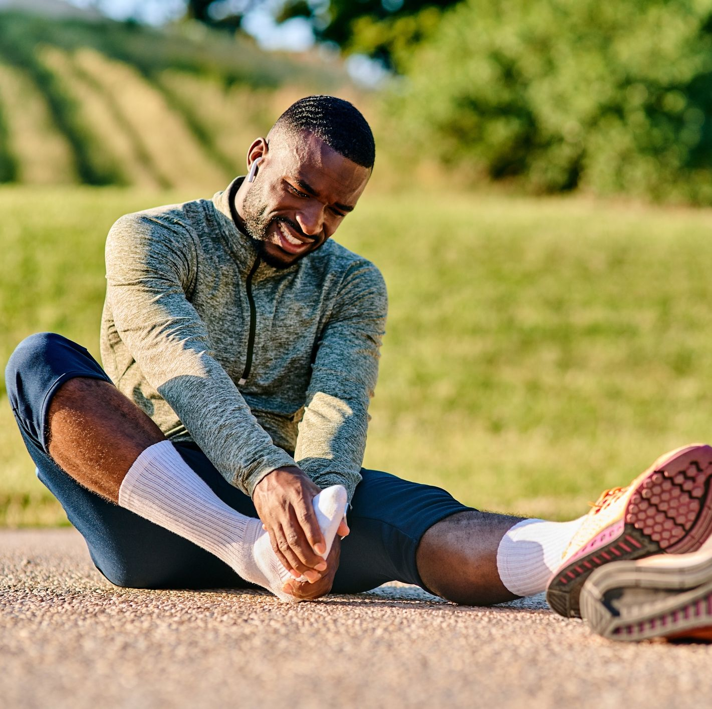 3 nguyên nhân chính khiến bạn đau phần mu chân khi chạy