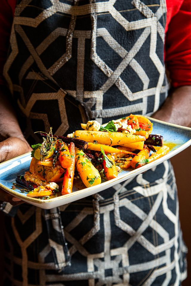 marcus samuelsson the rise roasted carrots