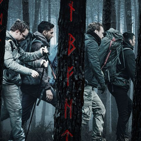 The Ritual - Best Netflix Horror Movies