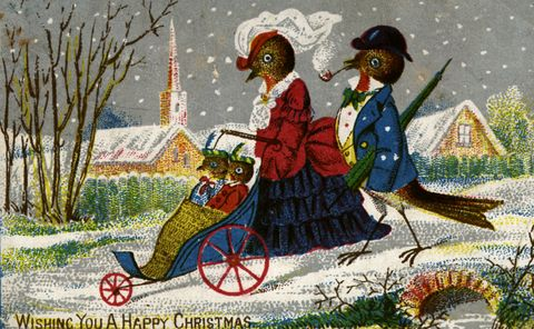 How To Collect Vintage Christmas Cards Valuable Old Holiday