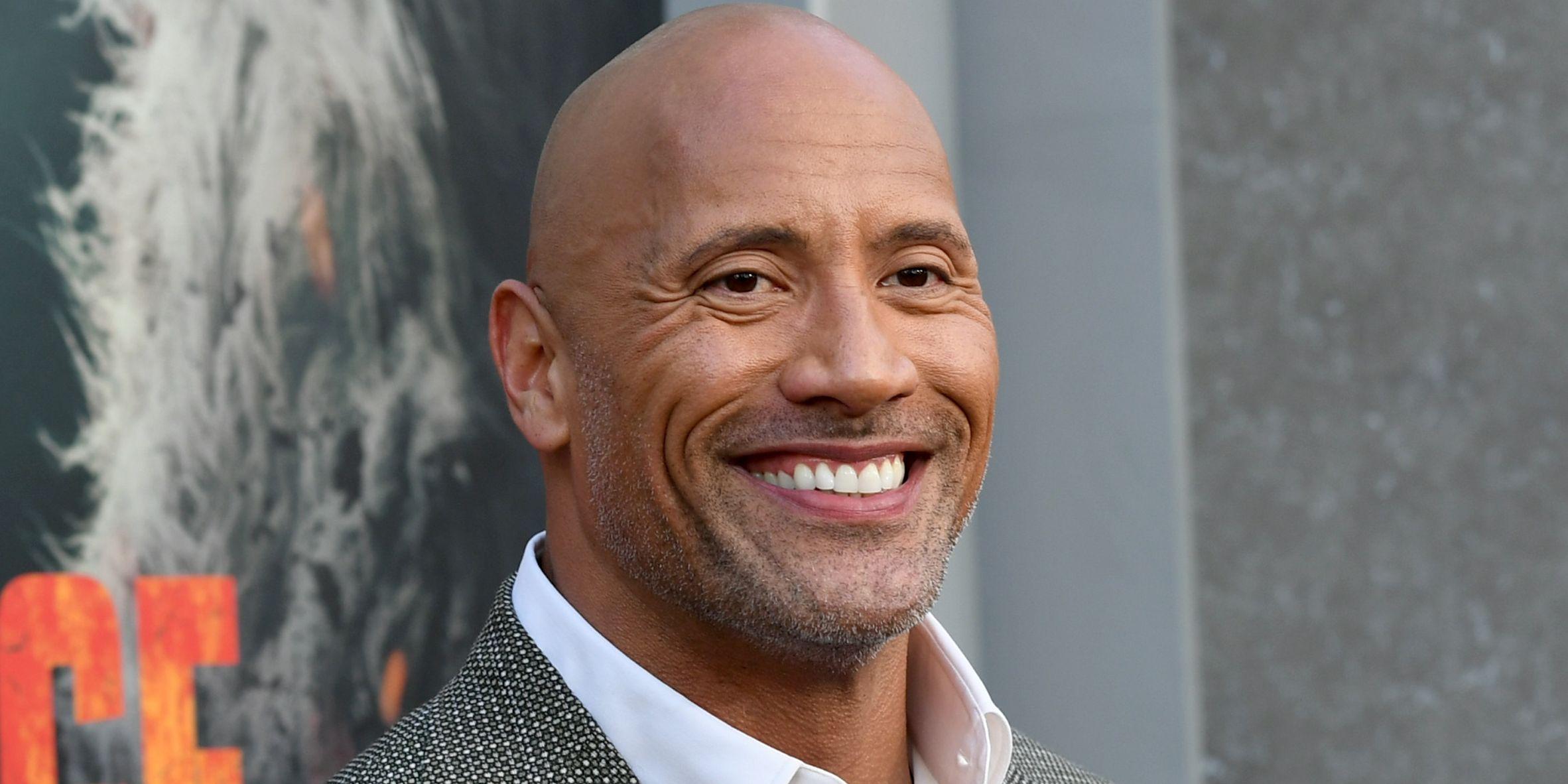 Dwayne 'The Rock' Johnson Just Endorsed Joe Biden for President