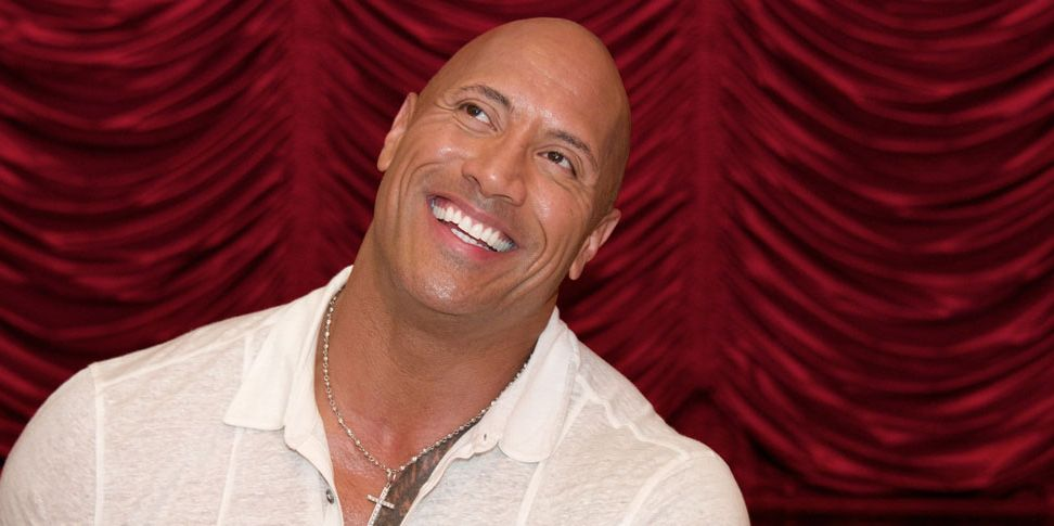 The Rock aka Dwayne Johnson has revealed his skincare routine