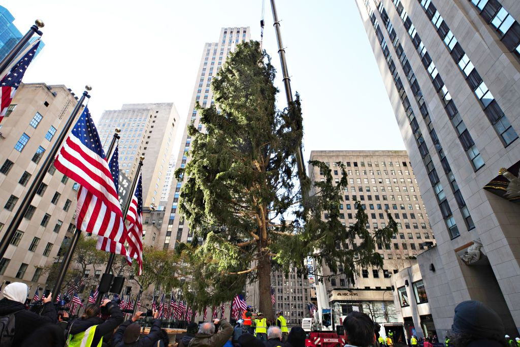 Rockefeller Christmas Tree 2021 Time People S Sexiest Man Alive Is The Depressed Rockefeller Center Christmas Tree