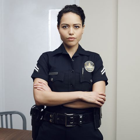 the rookie cast alyssa diaz