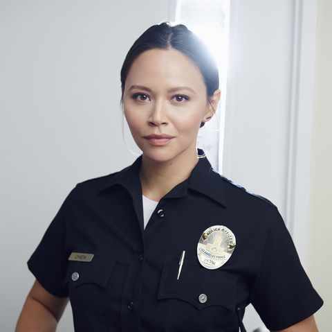 the rookie cast melissa oneil