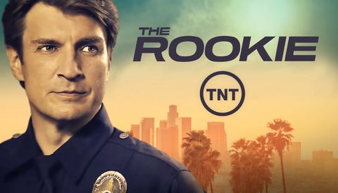 The rookie serie tnt