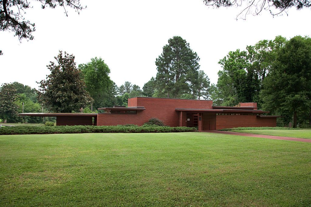 The Rosenbaum House, Florence, Alabama
