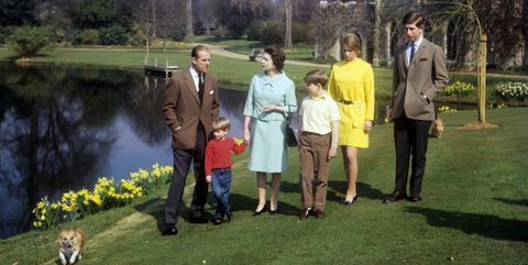 Royalty - Royal Family - Frogmore House, Windsor