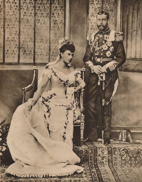 the royal wedding, 1893