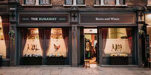 the runaway pub new balance