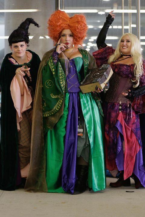 group halloween costumes hocus pocus