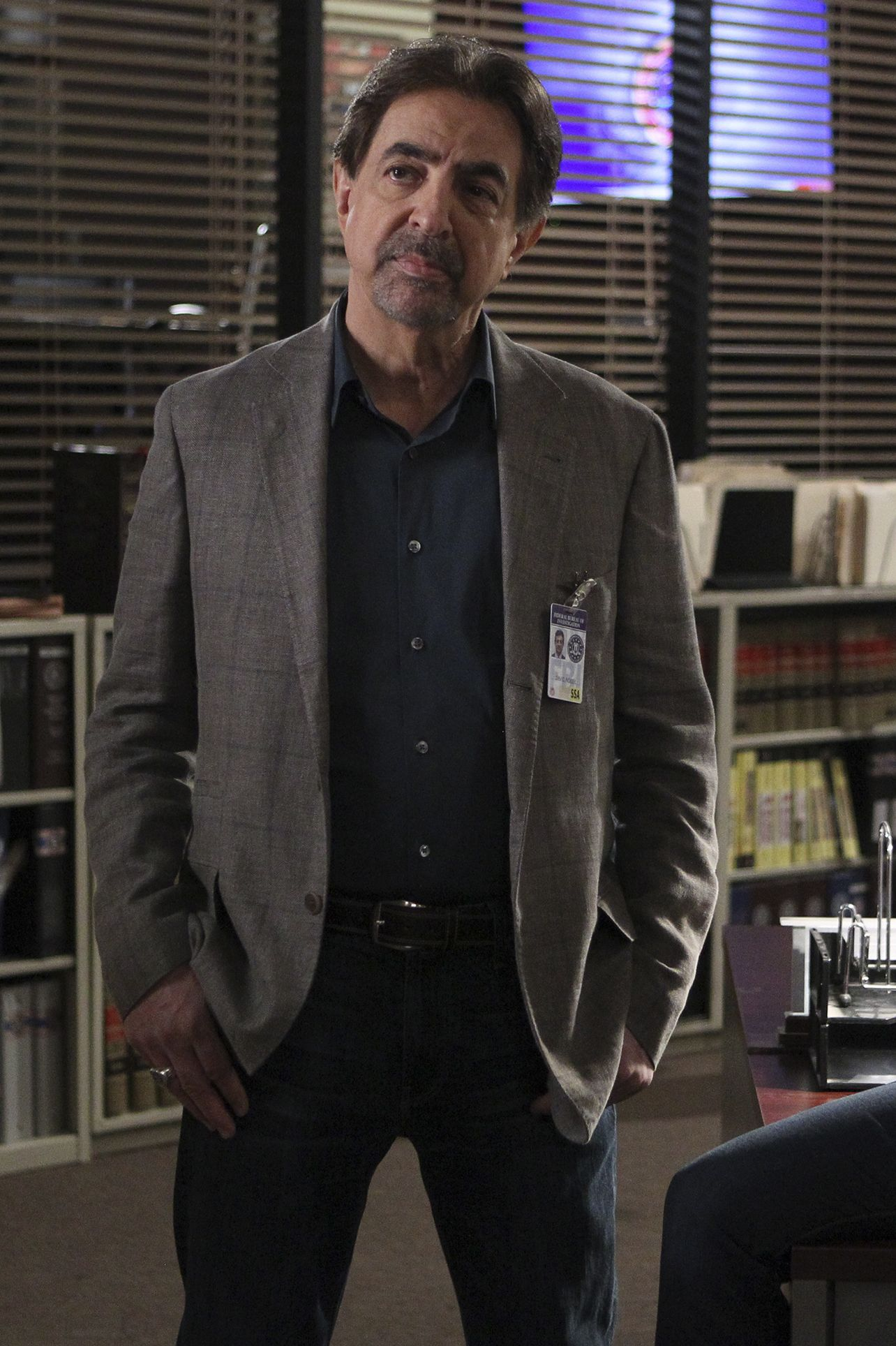 criminal minds cast david rossi