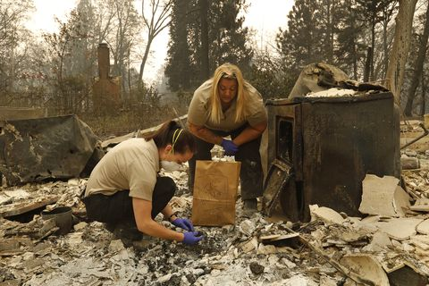 How to Help CA Fires - Here's How to Help Victims of the California Wildfires
