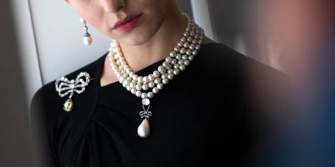 Preview Of Marie Antoinette's Jewels Ahead Of Sotheby's Sale