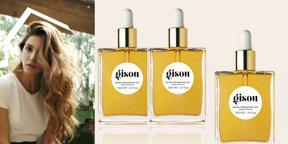 Gisou Honey Hair Oil