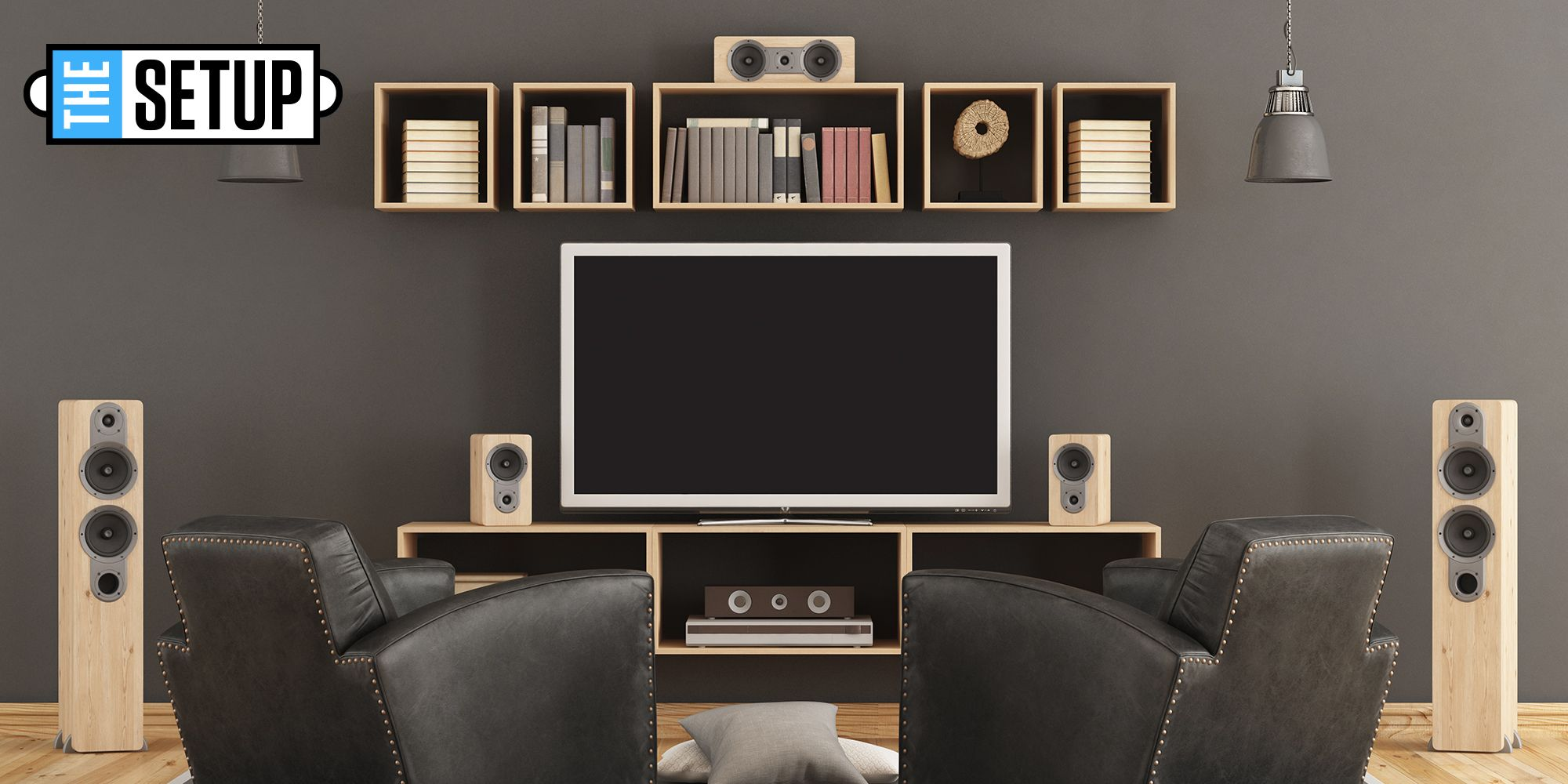 The Setup: Building a Great Home Entertainment System on
