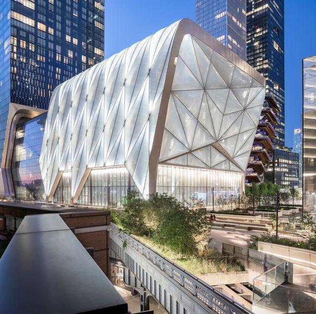the shed new york, nycourtesy brett beyer