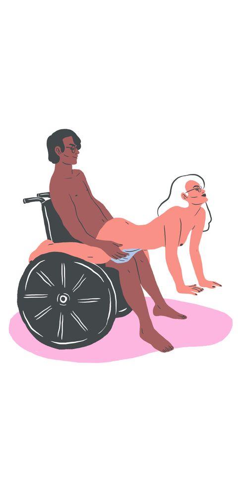 Sex in a wheel chair