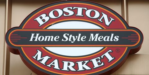 McDonald's To Sell Its Boston Market Chain To Private Equity Firm