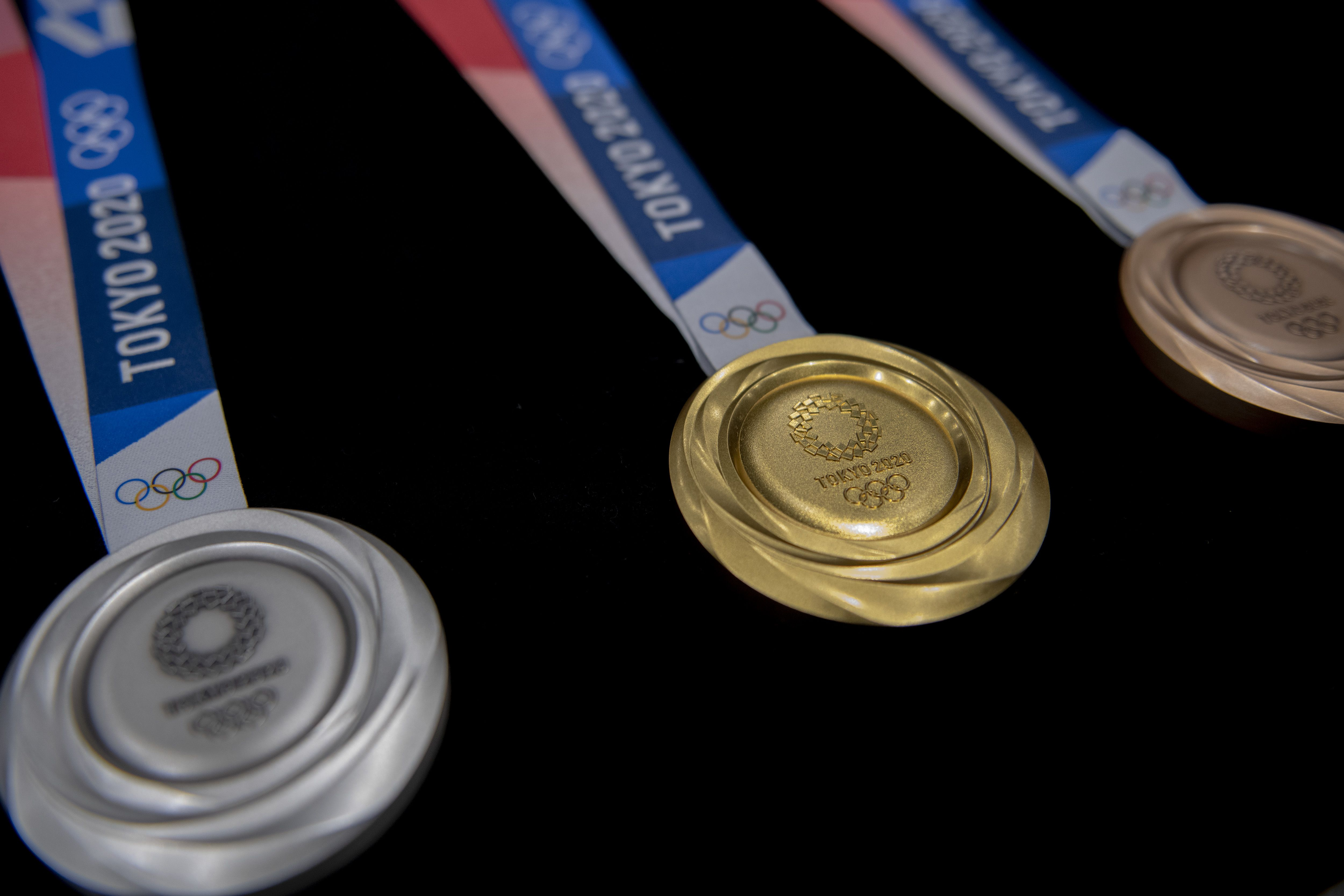 Best Stethoscope 2020 The 2020 Olympic Medals Will Be Made from Recycled Gadgets