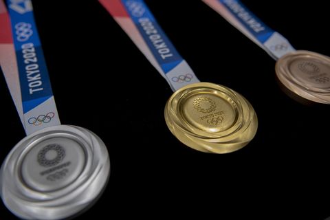2020 Winter Olympics Results.The 2020 Olympic Medals Will Be Made From Recycled Gadgets
