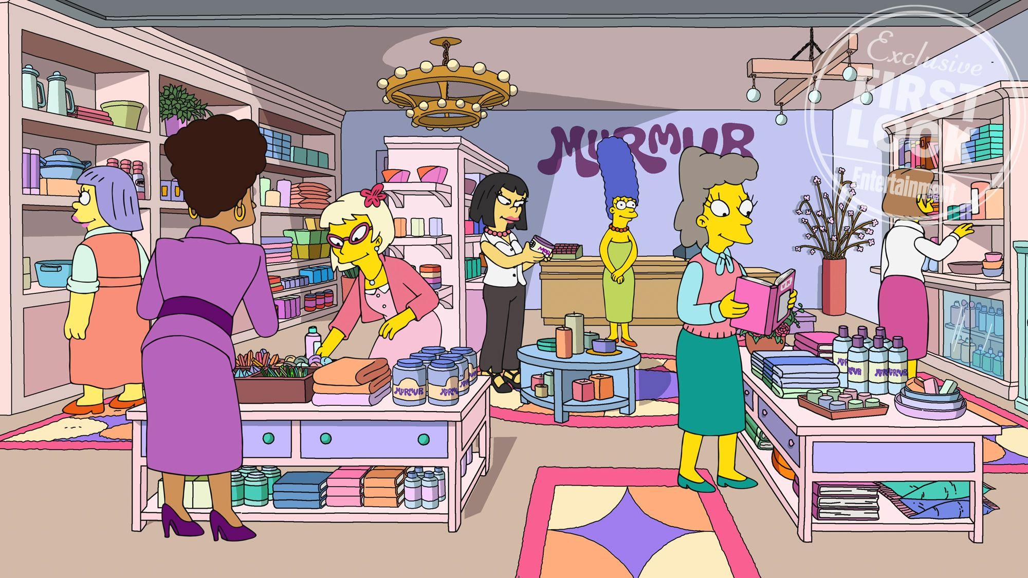 Los Simpson Episodio Final Temporada 30 - Primeras Imágenes